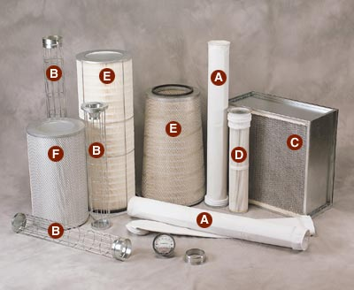 Filters for Pacific Industrial Equipment's Products