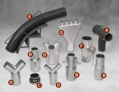 Nozzles for Pacific Industrial Equipment's Machinery