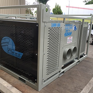 Dehumidifier and AC Unit