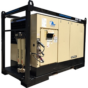 Electric Air Compressor Unit