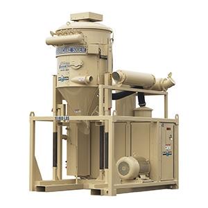 Industrial Vacuum Unit