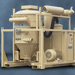 Industrial Vacuum Unit