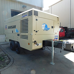 Diesel Air Compressor Unit